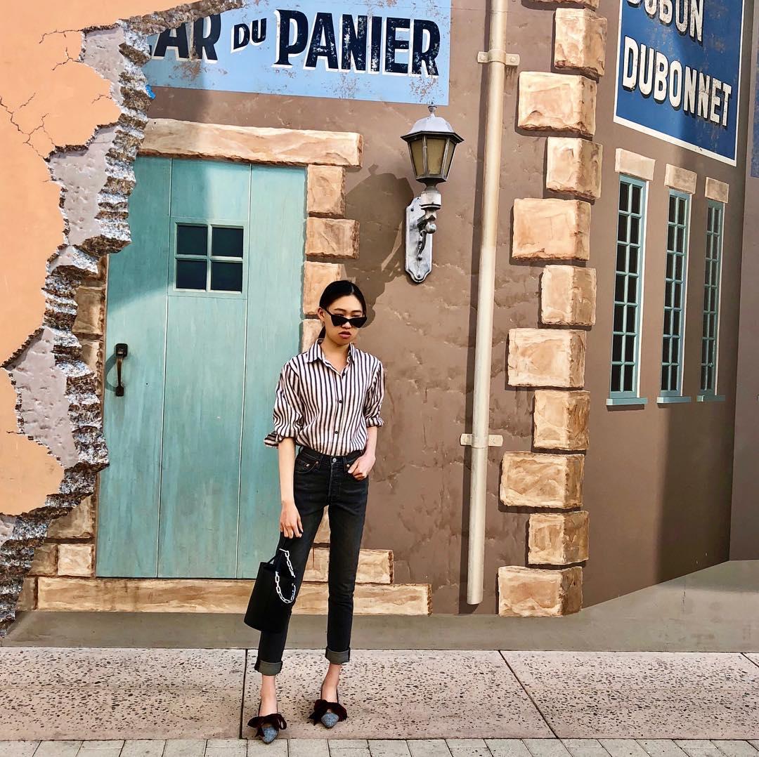09e00f15be INTERVIEW 006  When Jaime Xie Isn t Horseback Riding She s Modeling For  Neiman Marcus   Nordstrom - TOP DOLLS